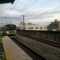 Photo taken at Toda-Kōen Station by Toda S. on 10/17/2013