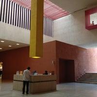Photo taken at Museo de Arte Contemporáneo de Monterrey (MARCO) by Alex P. on 12/8/2012