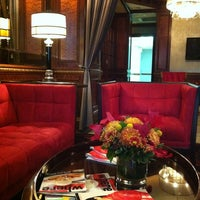 Photo taken at Excelsior Hotel NYC by Yevgeny S. on 11/11/2012