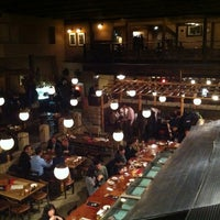 Photo taken at Gonpachi Nishiazabu by Adrian K. on 2/7/2013