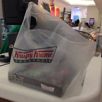 Photo taken at Krispy Kreme by Vanessa V. on 11/5/2016