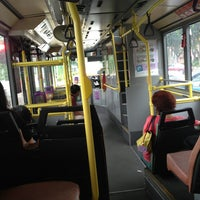 Photo taken at Go-Ahead: Bus 12 by Amrith S. on 6/9/2013