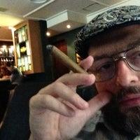 Photo taken at Puros Habanos Bar & Charutaria by Luiz A. on 4/5/2013