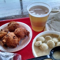 Photo taken at Flo's Clam Shack by Michael B. on 3/26/2015