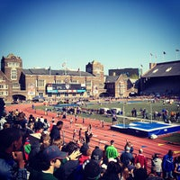 Photo taken at Franklin Field by Brian Q. on 4/26/2013