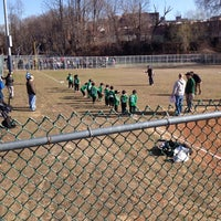 Photo taken at Forest Hills Little League Fields by Barry J. on 4/5/2014
