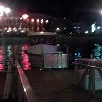 Photo taken at CityWalk Water Taxi by Keith on 1/24/2013