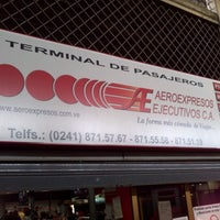 Photo taken at Aeroexpresos Ejecutivos by José D. on 2/2/2013