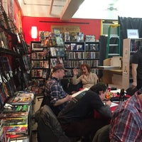 Photo taken at Third Coast Comics by Hannah Belle L. on 12/6/2014