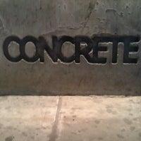 Photo taken at Concrete by Jae J. on 6/12/2013