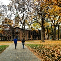 Photo taken at Princeton University by Girl Gone Travel on 10/28/2012