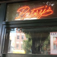 Photo taken at Patsy's Pizza - East Harlem by YourNYAgent on 7/29/2013