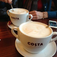 Photo taken at Costa Coffee by Ina P. on 12/26/2012