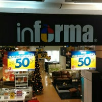 Photo taken at Informa Furnishings by Dimas F. on 12/29/2015