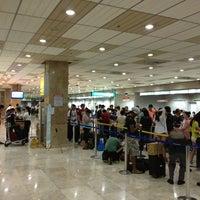 Photo taken at Mactan-Cebu International Airport (CEB) by 이 정. on 6/5/2013