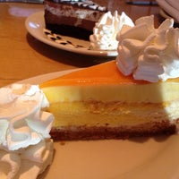Photo taken at The Cheesecake Factory by Susie J. on 6/22/2013