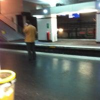 Photo taken at Arrêt Porte de Saint-Cloud [PC1,22,62,72,175,N12,N61] by Panayiotis P. on 1/1/2013