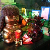 Photo taken at Mission Chinese Food by Nate S. on 1/20/2013