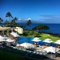 Photo taken at Wailea Beach Marriott Resort & Spa by Nellie H. on 5/7/2013