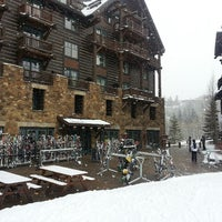Photo taken at The Ritz-Carlton, Bachelor Gulch by Alan D. on 2/14/2013