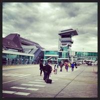 Photo taken at Aéroport Strasbourg-Entzheim (SXB) by Alex K. on 9/19/2013