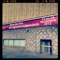 Photo taken at Salon des Vignerons Independants by Alex K. on 11/16/2013