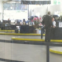 Photo taken at RT 23 Automall Ford-Nissan by Michael L. on 10/25/2012