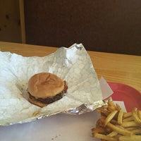 Photo taken at Wild Willy's Burgers by Matthew K. on 10/30/2014