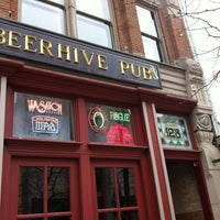 Photo taken at BeerHive Pub & Grill by It's M. on 3/9/2013