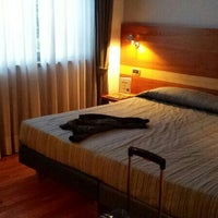 Photo taken at Hotel Fiera by M4rk0 on 5/13/2013