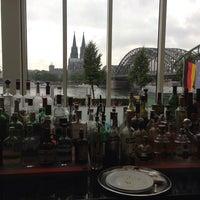 Photo taken at Hyatt Regency Cologne by Denis K. on 9/10/2013