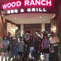 Photo taken at Wood Ranch BBQ & Grill by PT on 8/22/2016