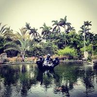 Photo taken at Miami Beach Botanical Garden by ✨Vasilina W. on 11/14/2012