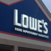 Photo taken at Lowe's Home Improvement by Andyel K. on 1/17/2013