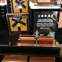 Photo taken at Sephora by Genie C. on 11/29/2012