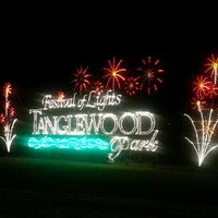 Photo taken at Tanglewood Festival of Lights by Keita H. on 12/19/2012