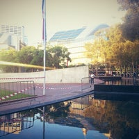 Photo taken at Darling Quarter by Murti S. on 2/15/2013