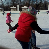 Photo taken at Patinoar by Adelina I. on 1/3/2013