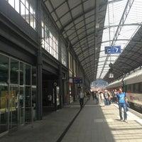 Photo taken at Bahnhof Olten by Joël B. on 7/5/2013