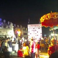 Photo taken at Santichai Prakan Park by A W. on 12/10/2012