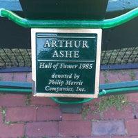 Photo taken at International Tennis Hall of Fame by Afiya H. on 8/30/2014
