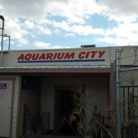 Photo taken at Aquarium City by Jerry A. on 2/9/2013