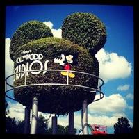 Photo taken at Disney's Hollywood Studios by Felicidad M. on 9/11/2013