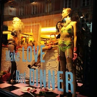 Photo taken at Agent Provocateur by Ol E. on 2/21/2014