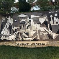 Photo taken at Gernika-Lumo by Frederic A. on 8/18/2016
