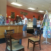 Photo taken at Fratelli's Pastry Shop by Colin J. on 8/10/2013