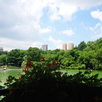 Photo taken at The Loeb Boathouse in Central Park by Kaiden on 6/17/2013