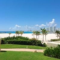 Photo taken at Dreams Cancun Resort & Spa by Kathy G. on 10/1/2013