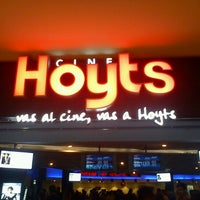 Photo taken at Hoyts by Erica G. on 1/4/2013