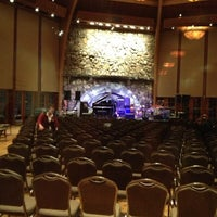 Photo taken at Bethel Woods Center for the Arts by Keri C. on 10/7/2012